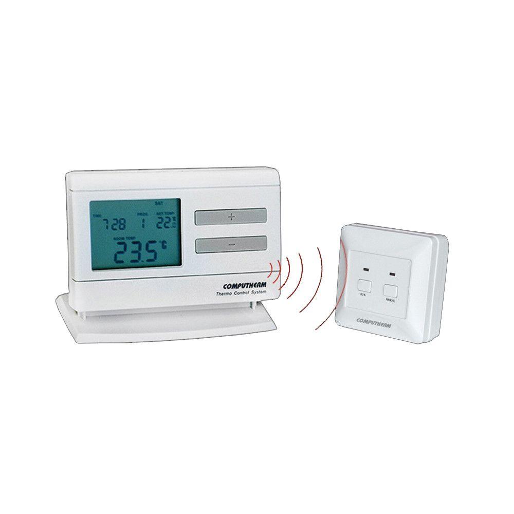 Termostat de ambient fără fir pentru optimizarea consumului de energie